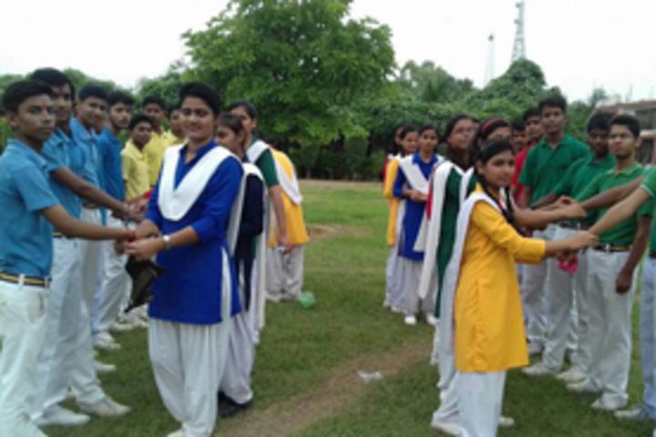 Ambika Public School - Raksha Bandhan Celebrations