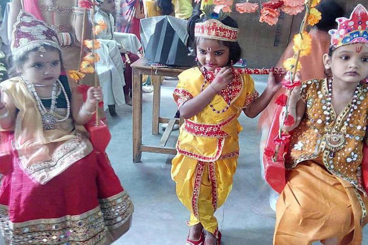 Ambition Academy - Krishnashtami Celebrations