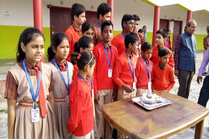 Ambition Convent School - Birthday Celebration