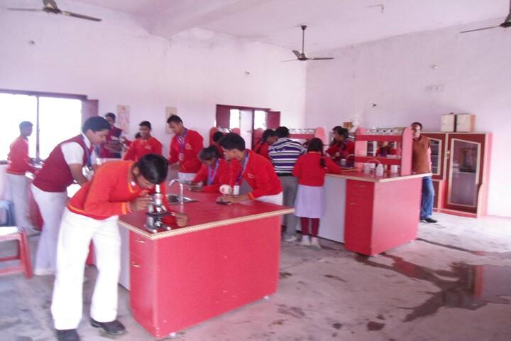 Ambition Convent School- Chemistry Lab