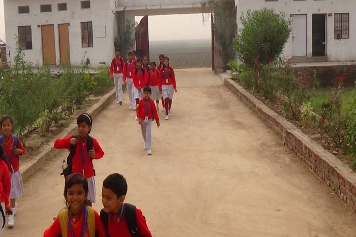 Ambition Convent School- School Entrance