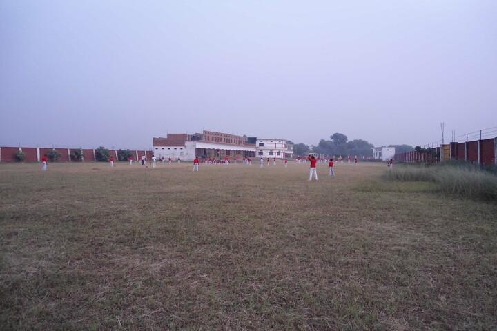 Ambition Convent School- School Playground