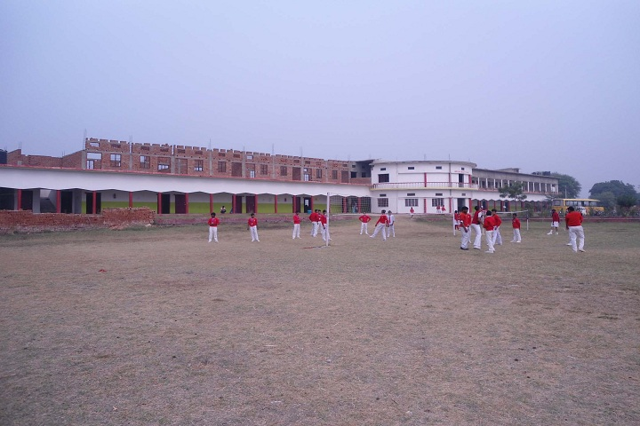 Ambition Convent School- Volley Ball Court
