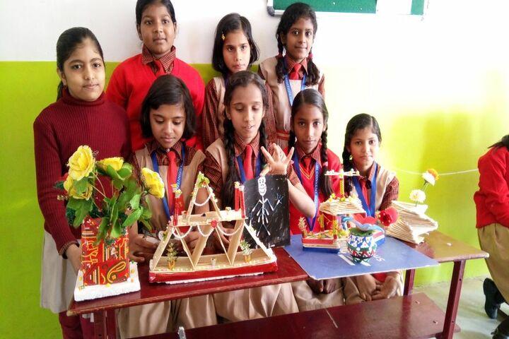 Ambition Convent School- primary Science Fare