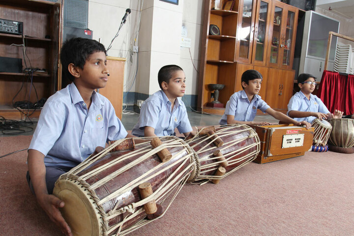 Amity International School - Tabla Lessons