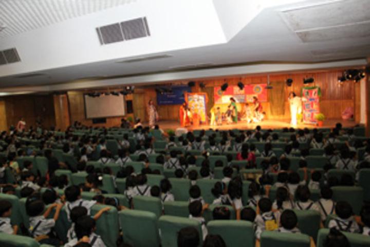 Amity International School - Auditorium
