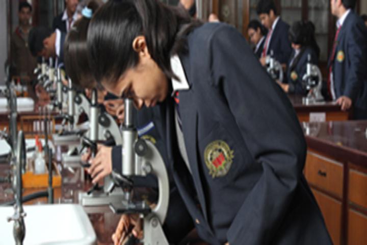Amity International School - Biology Lab