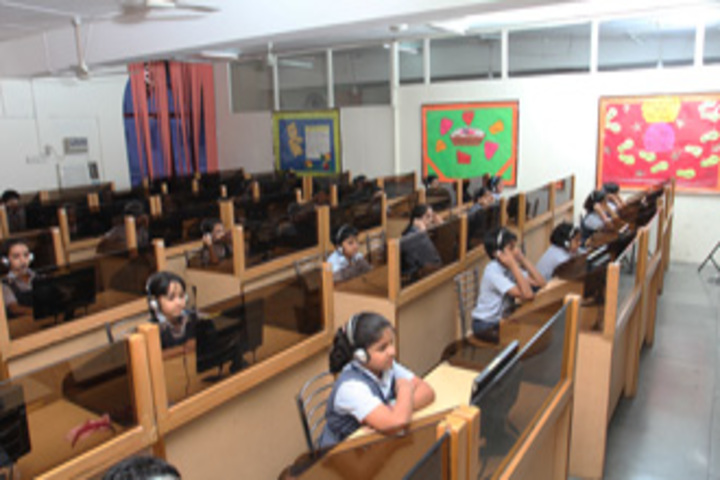 Amity International School - Digital Classrooms