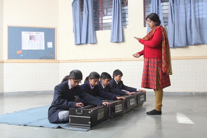 Amity International School - Music Learning