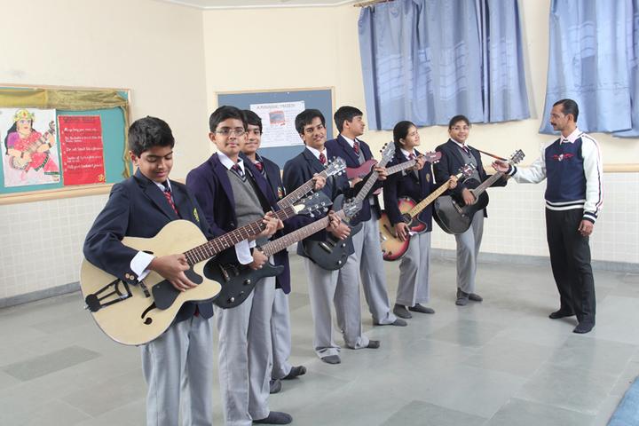 Amity International School - Music