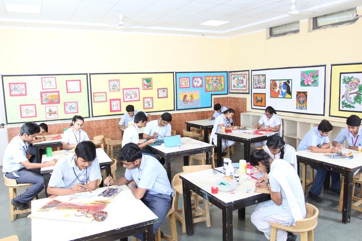 Amity International School - Art Room