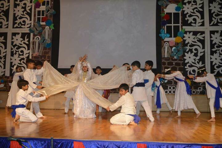 Amity International School - Dance Performance