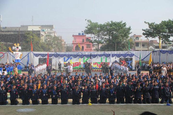 Amity International School - Formation Day