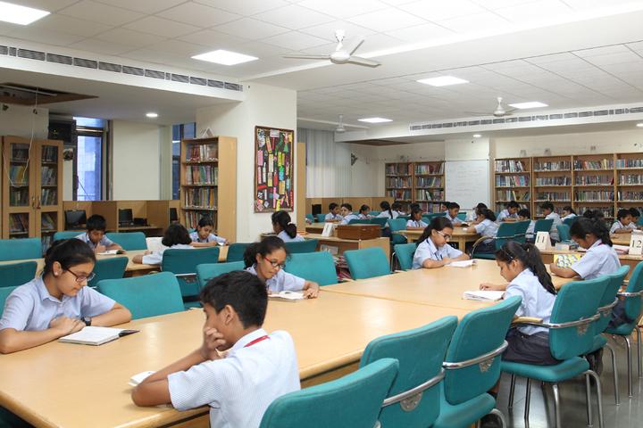 Amity International School - Library
