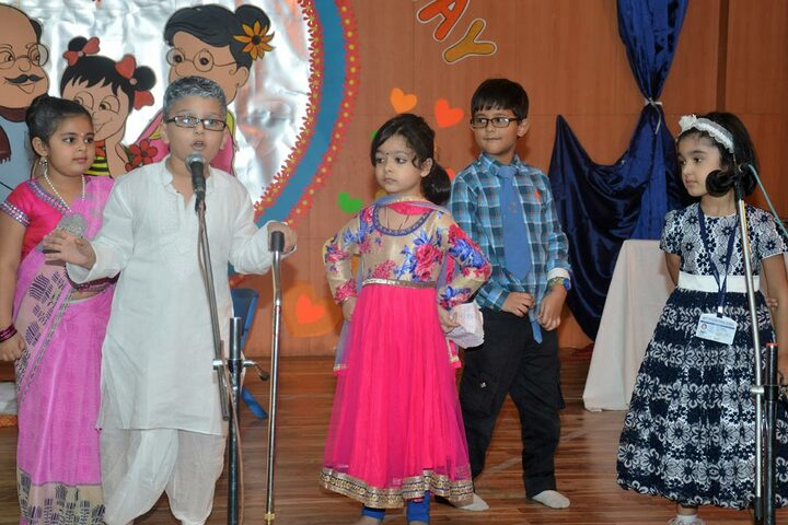 Amity International School - Acting Competition