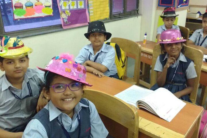 Amity International School - Classrooms