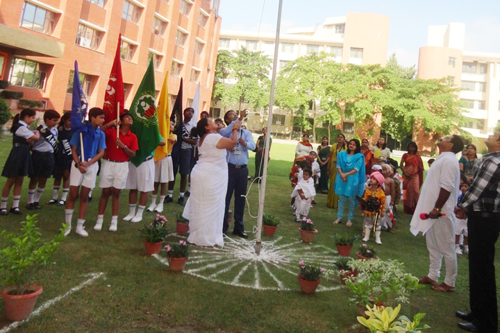Amity International School - Indeoendence Day