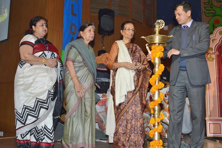 Amity International School - Investiture Ceremony