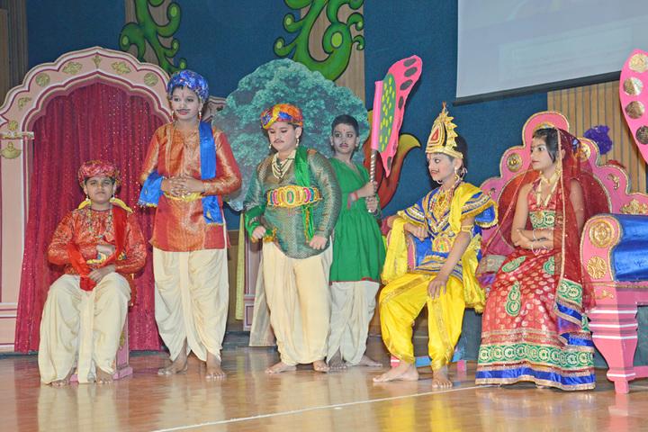 Amity International School - Krishnashtami