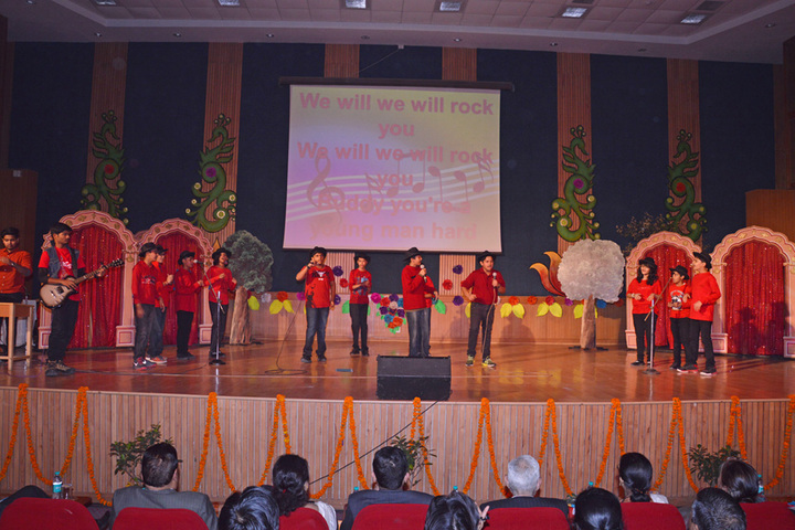 Amity International School - Music Competition