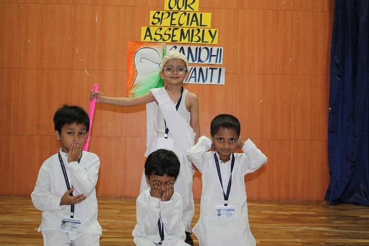 Amity International School -Gandhi Jayanthi