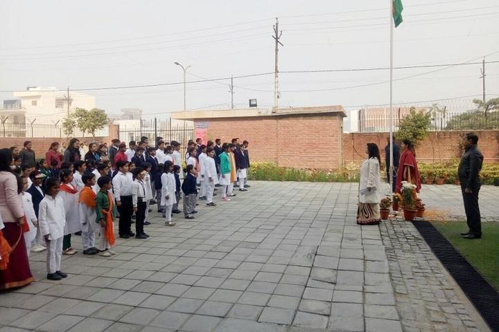 Amity International School - Independence Day
