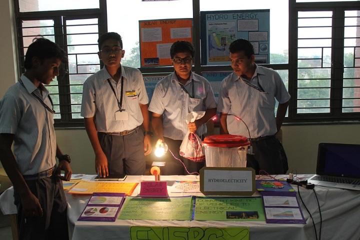 Amity International School - WorkShop