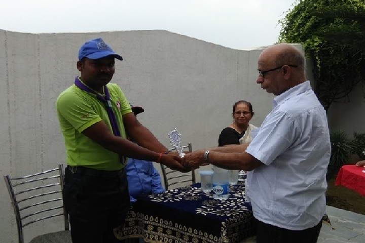 Amrit Memorial Higher Secondary School- Felicitation Of Guest