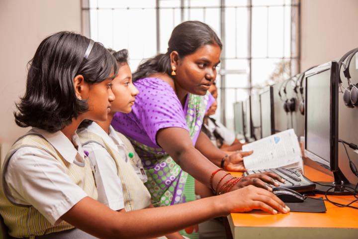 Udayachal Schools-Computer Lab