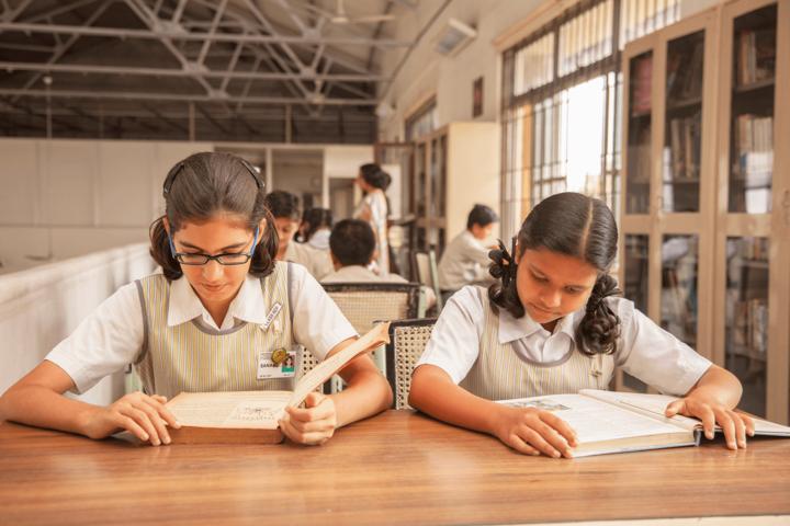 Udayachal Schools-Library