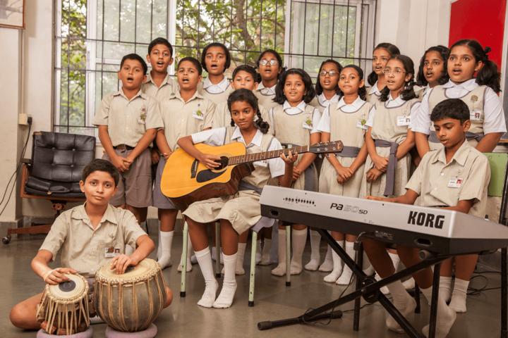 Udayachal Schools-Music Room
