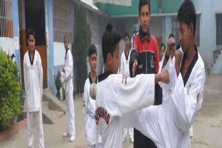 Sacred Heart School-karate