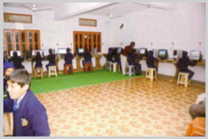 Amrit Public School-Computer Lab
