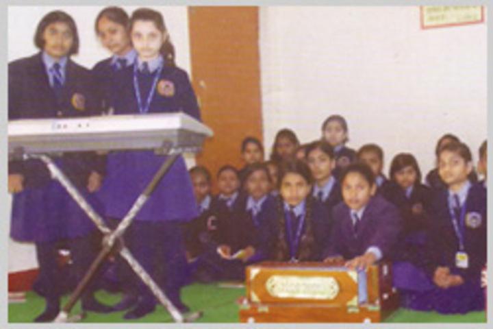 Amrit Public School-Music Room
