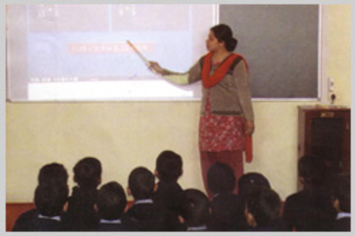 Amrit Public School-Smart Class