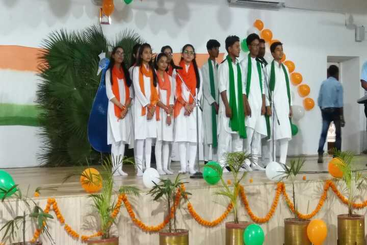 Delhi Public Global School-Independence Day