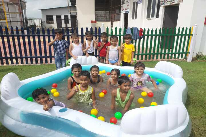 Delhi Public Global School-Water Splash