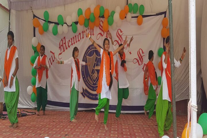 Anand Memorial Academy - Independence Day Celebrations