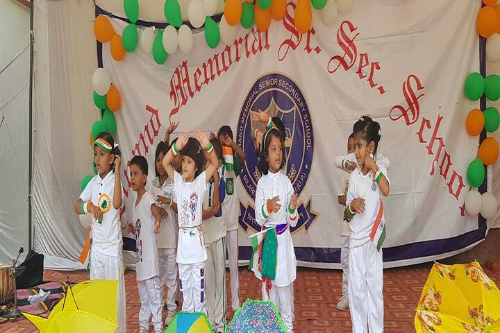 Anand Memorial Academy - Republic Day Celebrations