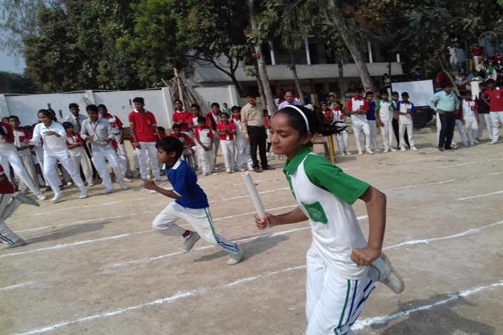 Anand Memorial Academy - Running Competition