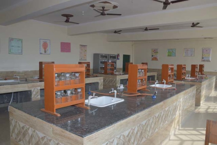 Angels Public International School-Science Lab