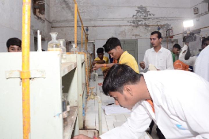 Anil Saraswati Vidhya Mandir Higher Secondary School-Science Lab