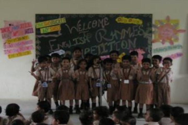 Anju Gill Academy - Classroom Activity