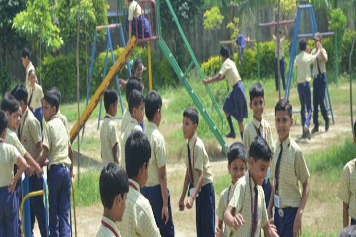 Anju Gill Academy - Play Area