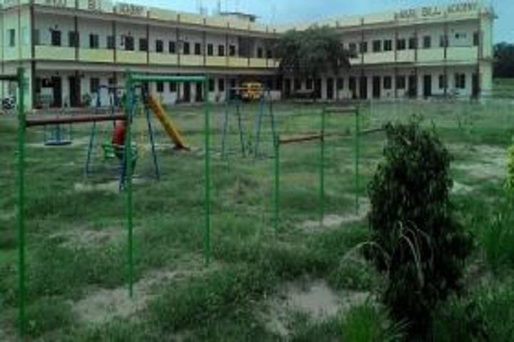 Anju Gill Academy - PlayGround
