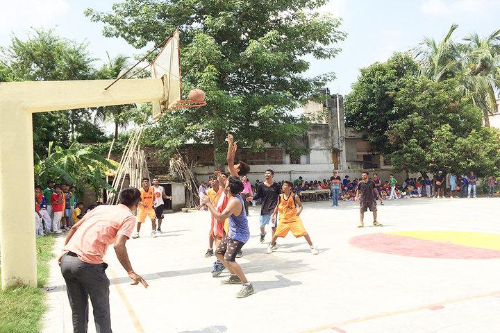 Sacred Heart School-Basket Ball