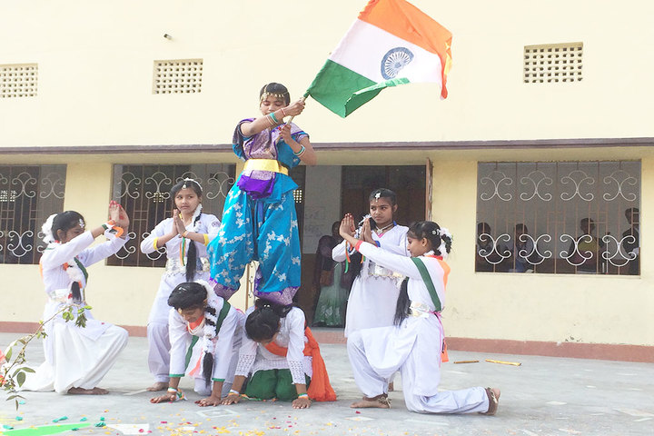 Sacred Heart School-Independence Day
