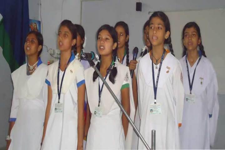 Sacred Heart School-Singing