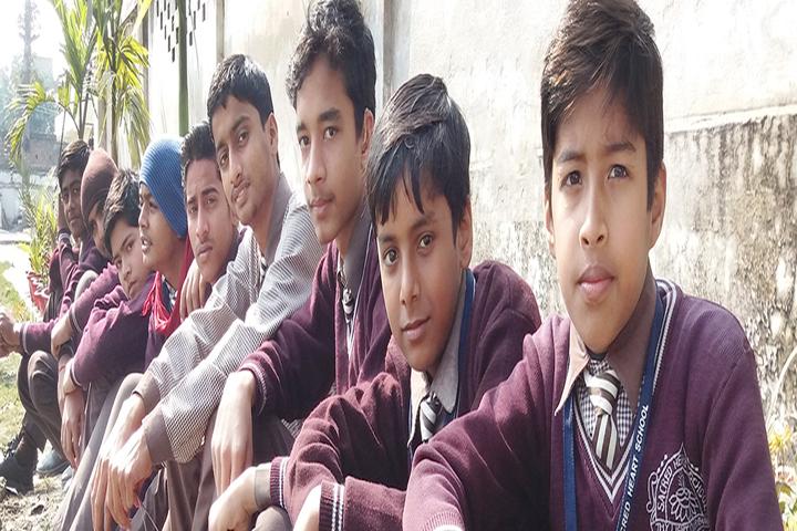 Sacred Heart School-Students