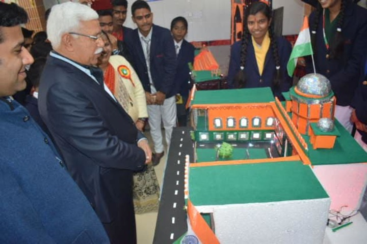 Ankerite Pushpa Sri Ram Academy-Science Exhibition
